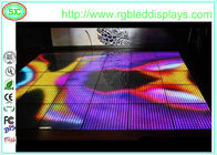 Trung Quốc Interactive Sensitive Charming Acrylic Led Disco Dance Floor Panel Rgb Change Color nhà máy sản xuất