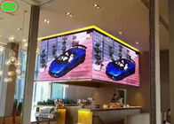P6 Indoor Full Color LED Display Module RGB LED Screen 3 In 1 TV Screen Sign