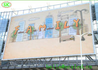 high resolution digital outdoor advertising p4 256*128 module smd full color outdoor hanging led display