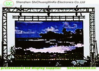 exterior digital billboard p2 high resolution full color Hanging LED Display with 1/32 scan