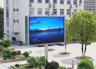 Trung Quốc 10mm Pixels Outdoor Advertising Led Display Screen With Wifi / 3G Wireless Control nhà máy sản xuất