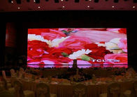 Custom P3 Indoor Full Color LED Display For Concert / Stage , 3 Years Warranty