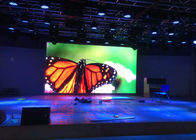 High Brightness P4 Smd Large Led Screen Rental For Stage , Super Clear Vision