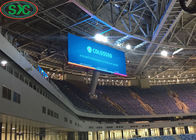 Large Led Perimeter Advertising Boards Indoor Pixel 6mm Video Wall Live Broadcast Screen