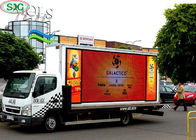 High Brightness Mobile Truck LED Display Outdoor 10mm Pitch Advertising Screen