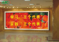 Small Pitch Indoor Full Color LED Display P4 Advertising Screen High Resolution
