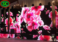 Wedding Planning Led Video Wall Stage Display Screen P2 P3 P4 128*64 Resolution