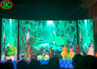 Cost effective light weight Hot selling advertising screen full color indoor large stage led screens