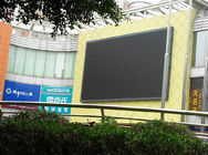 HD Resolution Led Video Wall Screen Waterproof IP65 P10 With Fractional Time System