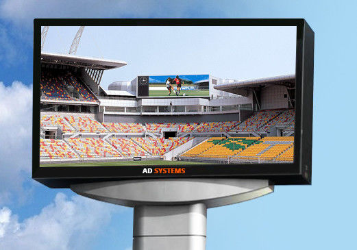 P4 P5 SMD Outdoor LED Billboards For Indoor / Outdoor Die - Casting Rental