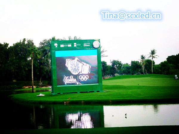 Building use Front Service P6 SMD LED Screen advertising Super Clear Vision using for outdoor 3 years warranty