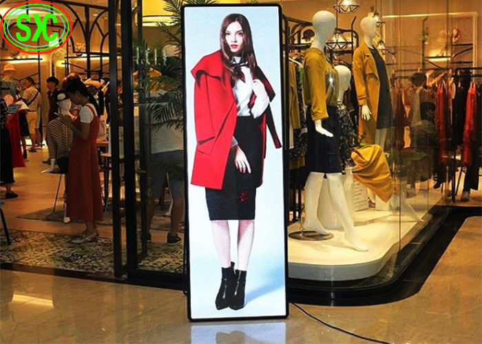 Epistar Chip Advertising LED Display Board P2.5 SMD Indoor For Clothes Shop,indoor led poster screens advertising