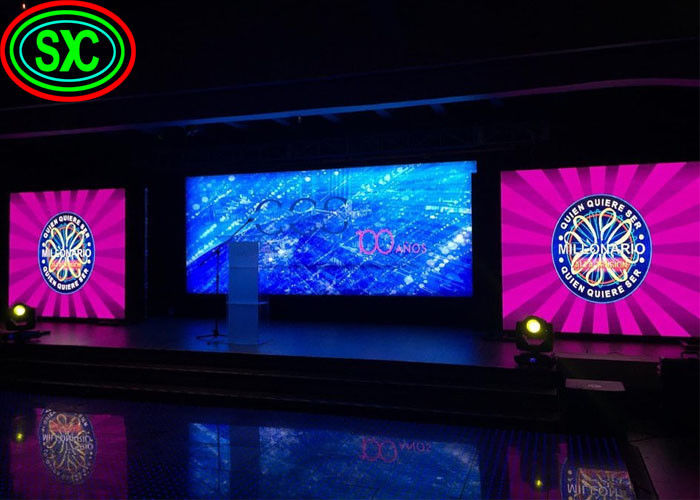 P2 P2.5 P2.6 P3.91mm high resolution rental display led video walls indoor for meeting room