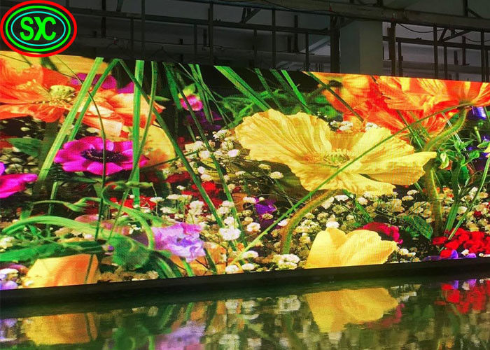 AC 85-264V Outdoor Full Color LED Display Video Wall P8 Advertising Billboard