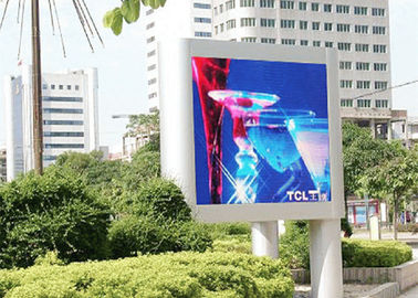 Trung Quốc Ultra Thin Hanging Advertising Led Screens , seamless Full Color Led Display P10 nhà máy sản xuất